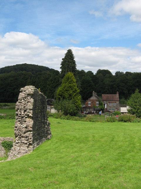 The Anchor, near Tintern Abbey