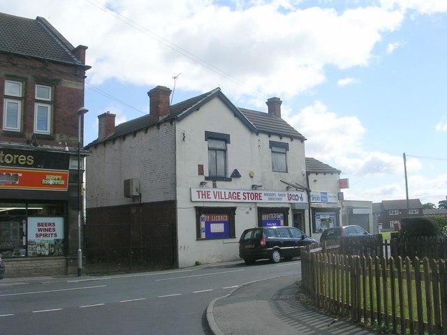 The Village Store - Cross Lane