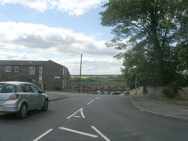 Bawn Approach - viewed from Butterbowl Drive