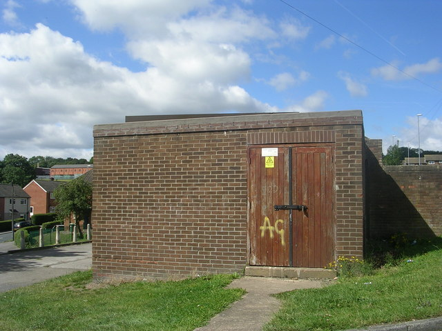 Electricity Substation No 3638 - Bawn Approach