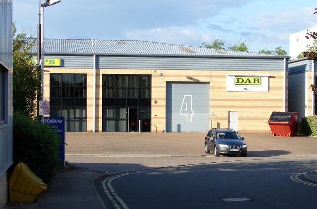 Stortford Hall Industrial Park