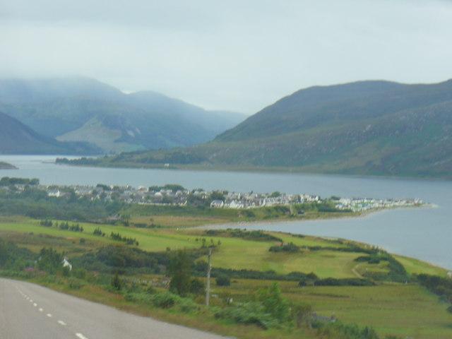 Loch Broom and Ullapool