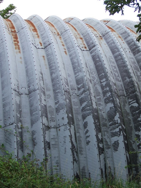 Corrugated Barn