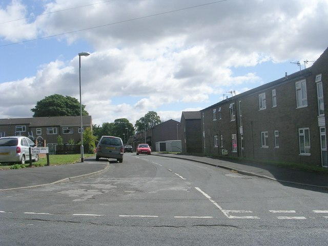 Nutting Grove Terrace - Bawn Approach