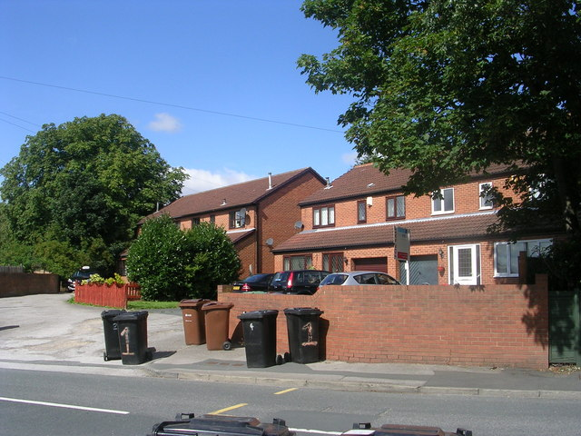 Havercroft Gardens - Whincover Drive