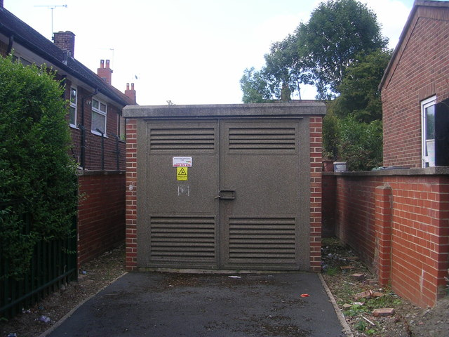 Electricity Substation No 1736 - Whincover Drive
