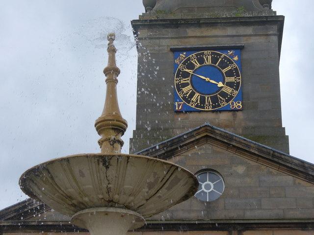 Bellie Kirk Clock