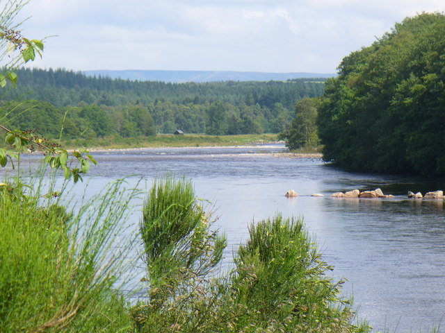 River Dee at Aboyne