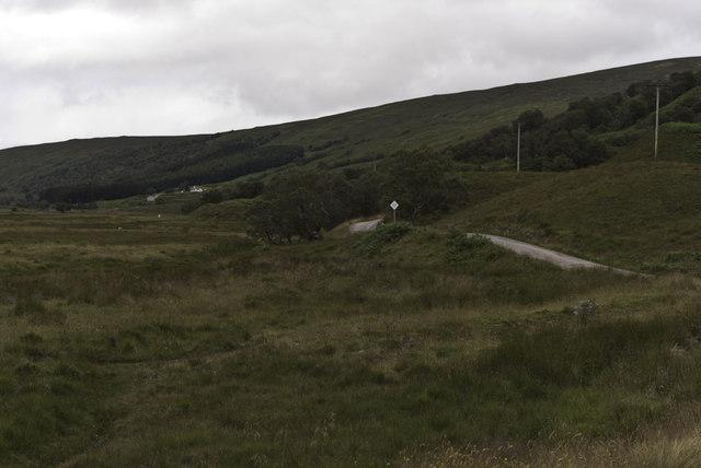Upper Glen Cassley