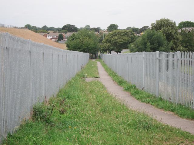 Footpath to Town Lane
