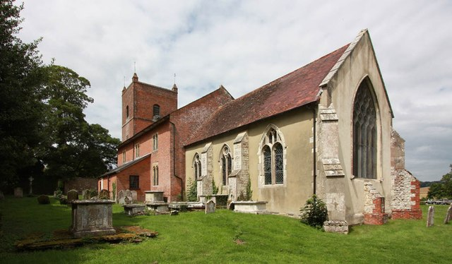 St Mary of the Assumption, Froyle