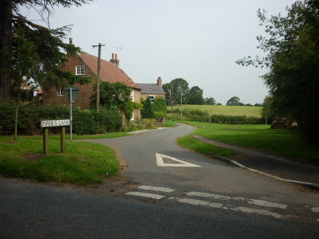 Pipers Lane, Branton Green