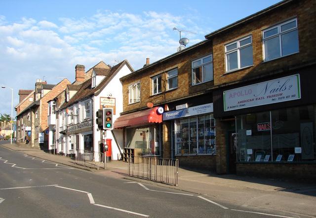 Hockerill Street