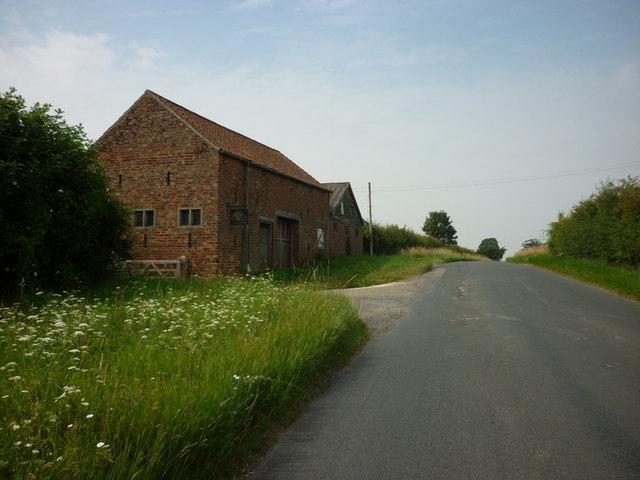 Gallabar farm on Gallabar Lane