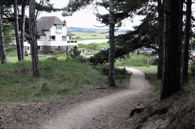 Visitor Centre at Holme Dunes NNR