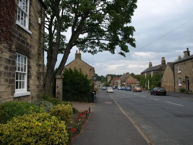 Main Street, Thorner