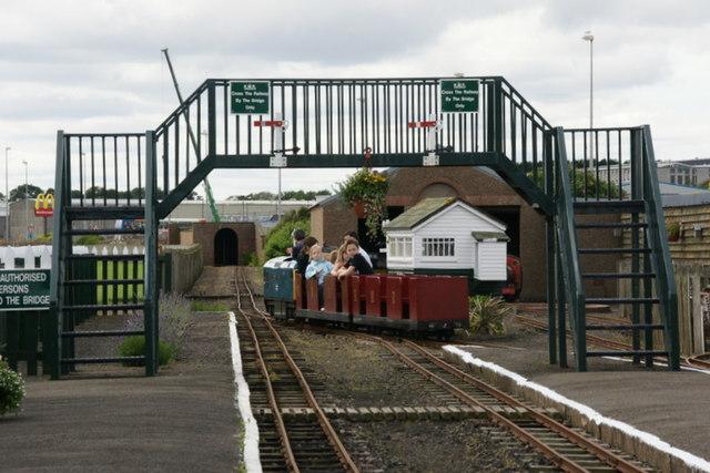 Kerr's Miniature Railway, Arbroath