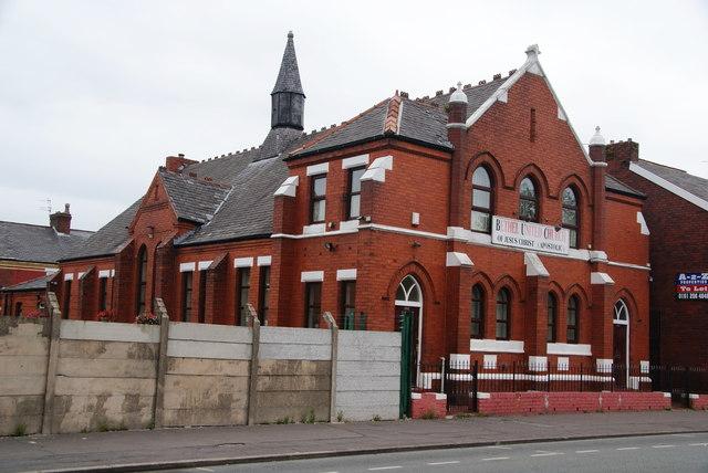 Bethel United Church of Jesus Christ (Apostolic)