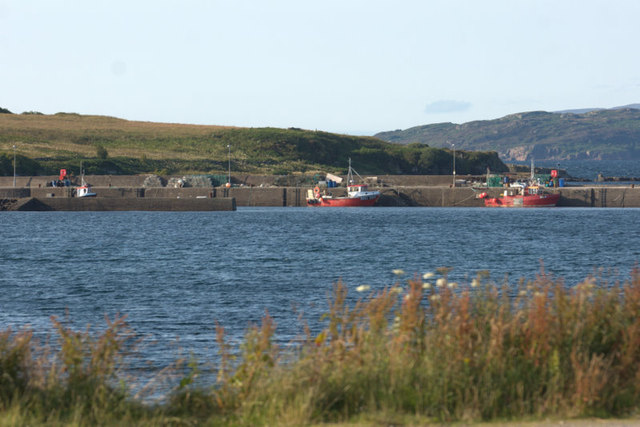 Broadford (An t-Ath Leathann) pier