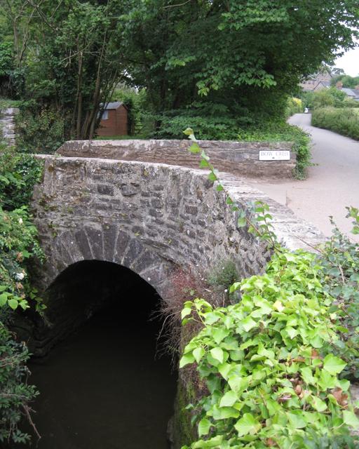 Bridge across the River Wash, Tuckenhay