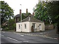 NY4154 : Former toll cottage, London Road by Rose and Trev Clough