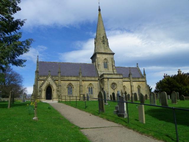St Paul's Church, Healey