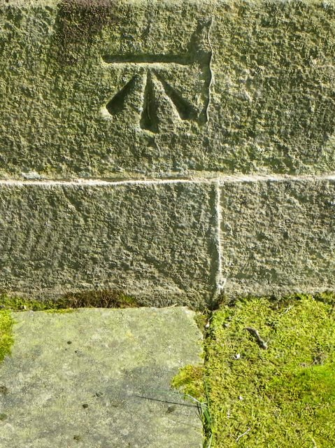 Bench Mark, St Paul's Church