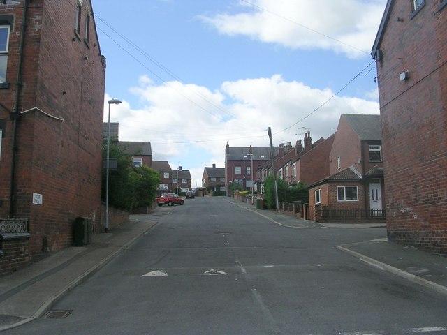Pinder Avenue - Cow Close Road