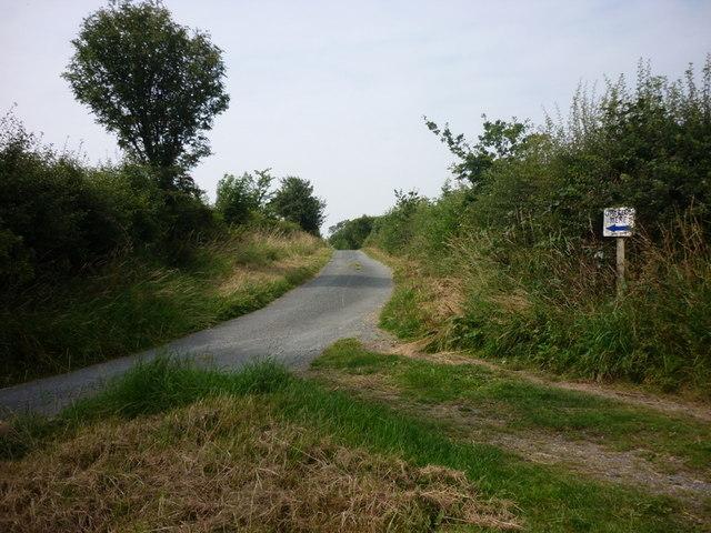 Thislebar Road, off Grafton Lane