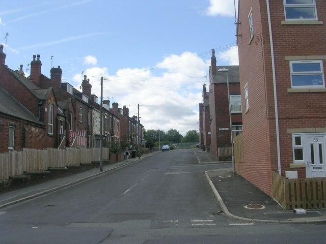 Cobden Street - Cow Close Road