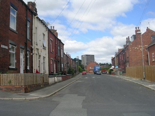 Pinder Street - Cobden Street