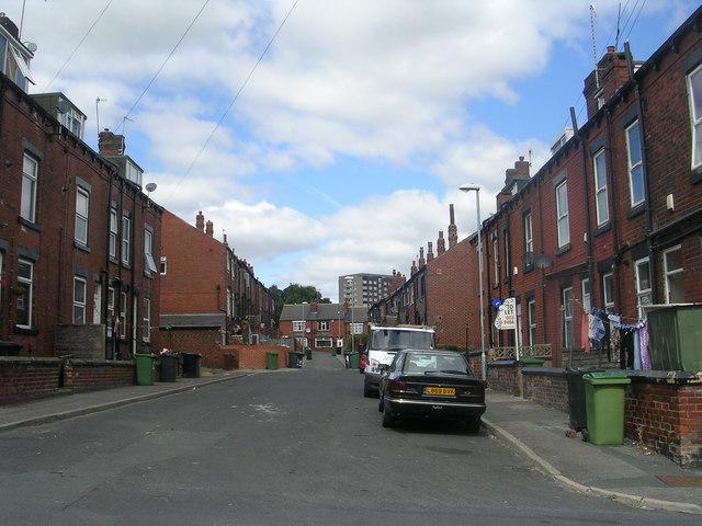 Cobden Place - Cobden Street