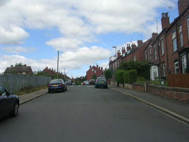 Cobden Road - viewed from Cobden Street