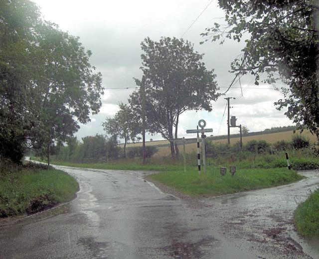 Cross-roads at Lynwood