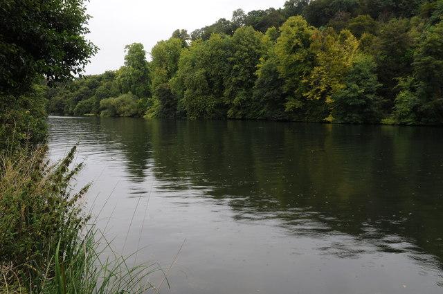 River Thames near Cliveden