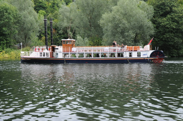 Southern Comfort on the Thames