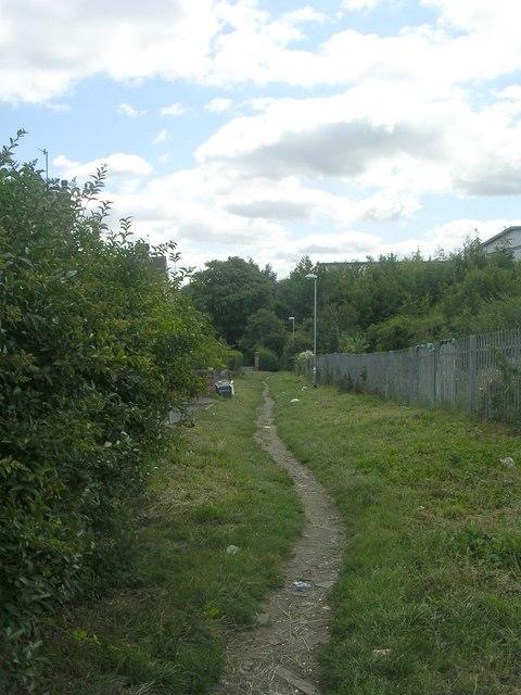 Footpath - Cobden Street