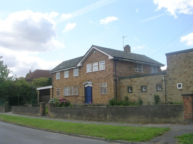 St Wilfrid's Vicarage - Whincover Bank