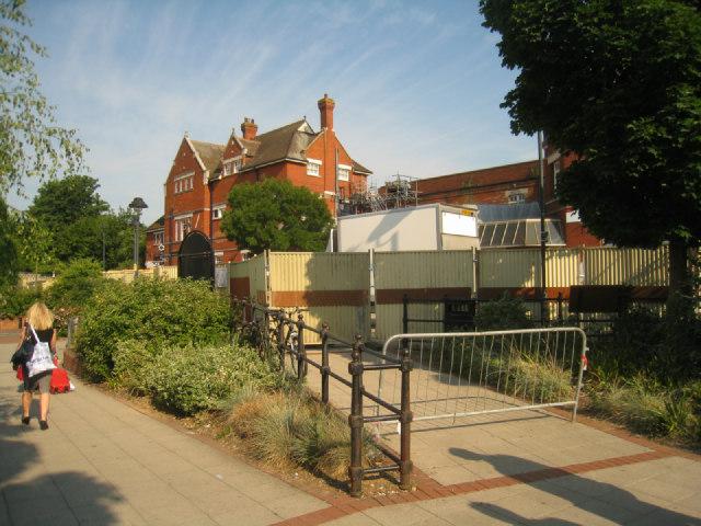Improving Basingstoke Station
