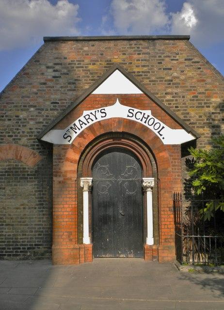 St Mary's School, Wyndham Place W1