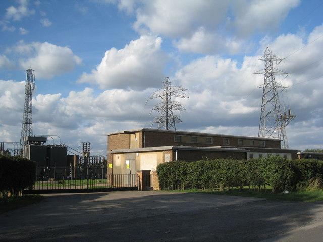 Pilham Lane Transformer Station