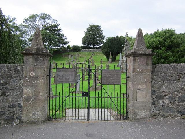 Kirkoswald Old Cemetery