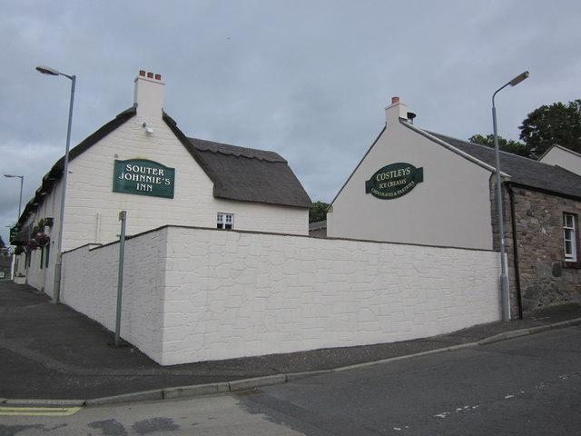 Souter Johnnie's Inn