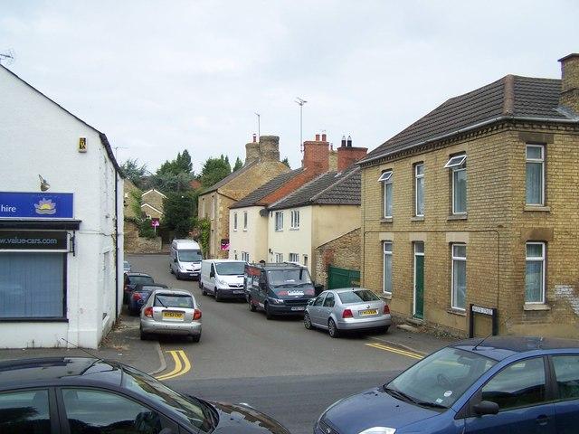 Bridge Street, Raunds