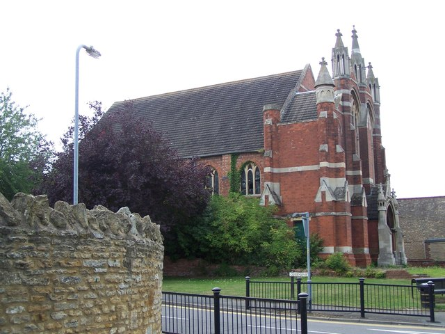 Higham Ferrers Methodist Church