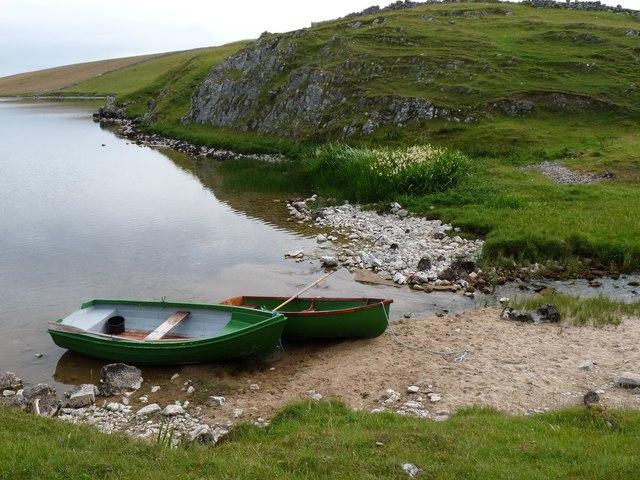 Loch Croispol, Balnakeil