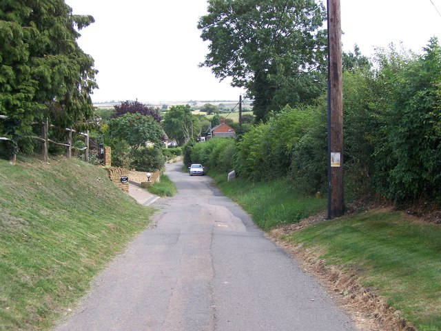 Chequers Lane, Grendon
