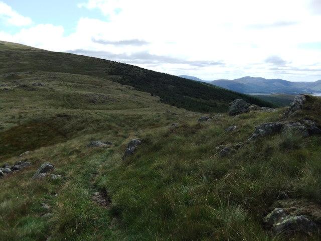 Millfire ridge