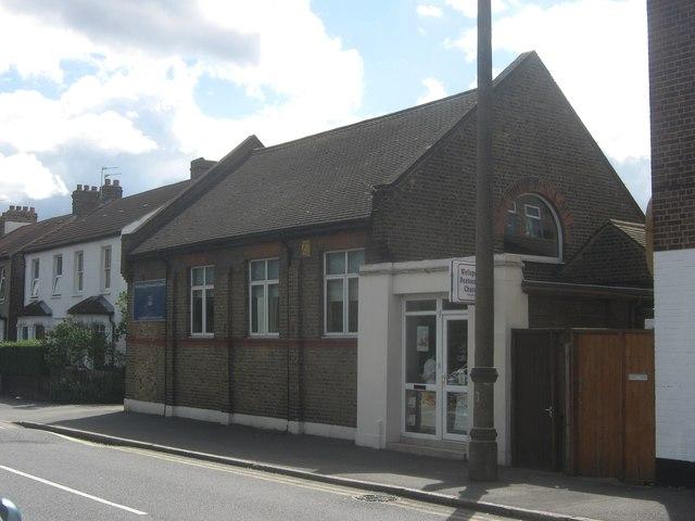Welling Pentecostal Church