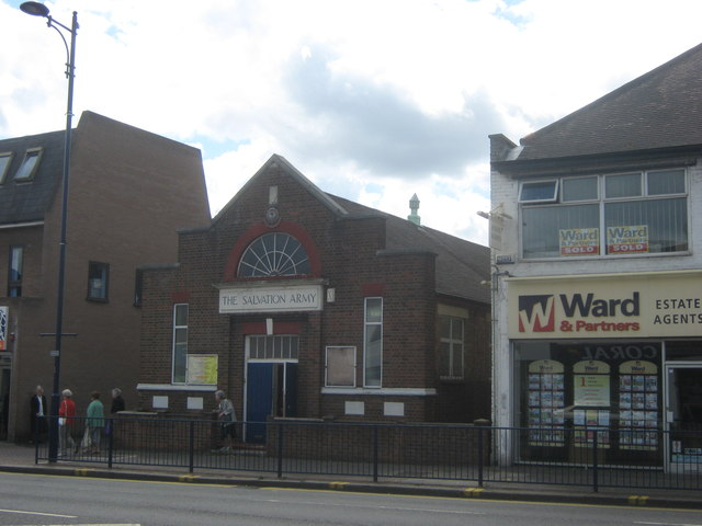 Welling Salvation Army Building